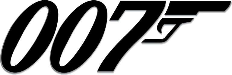 logo james bond 007
